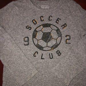"""Girls sweater """"soccer"""""""